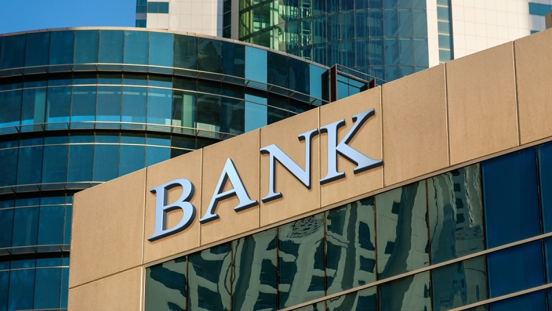 Банк тушда